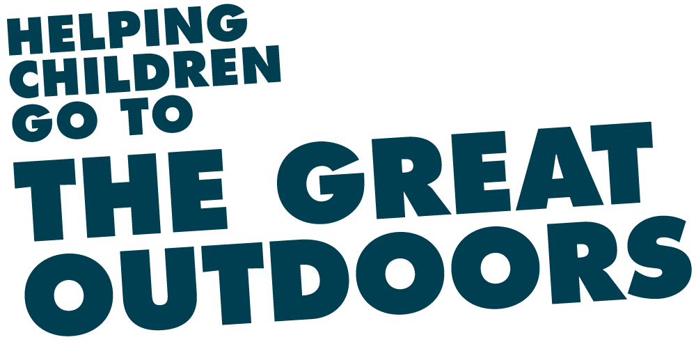 Helping Children go to the great outdoors