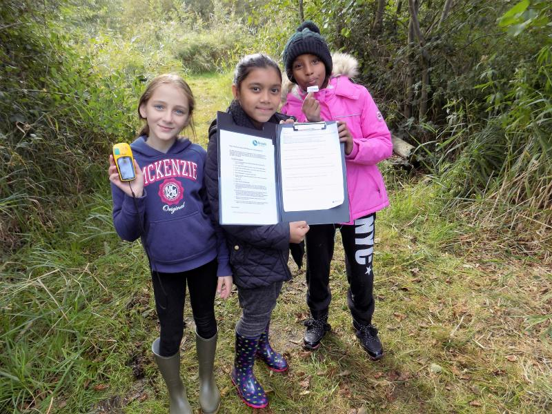Inner-city London children learn life lessons from the Norfolk countryside