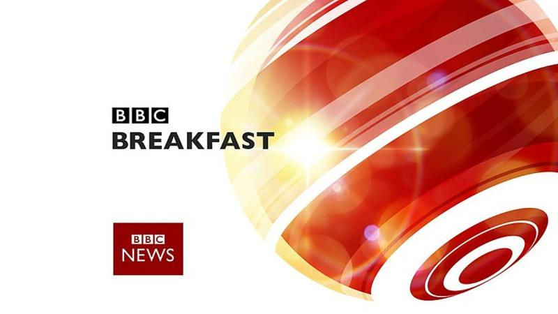 BBC Breakfast feature
