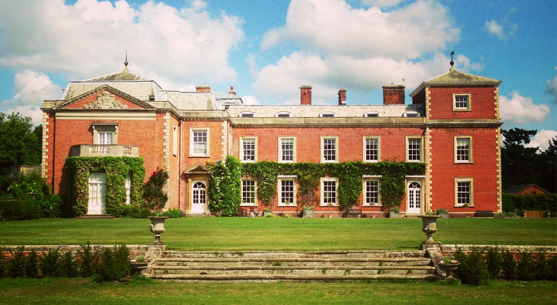 Come and visit fabulous Euston Hall, Suffolk