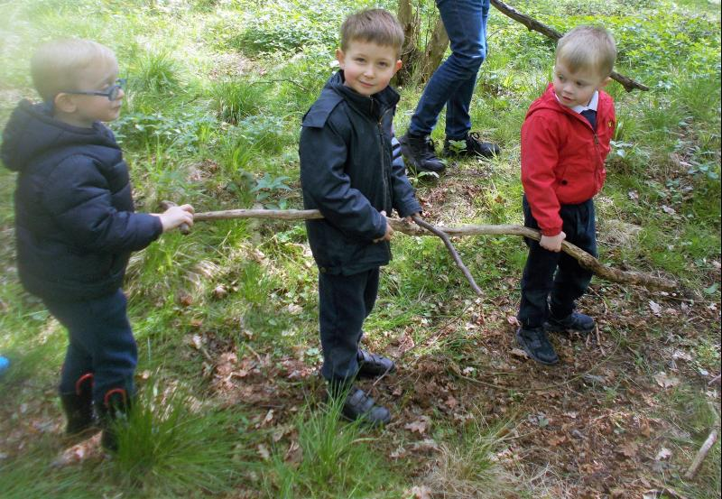 Bringing the wonders of the countryside alive for city children