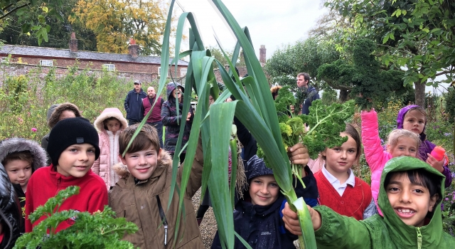 Fabulous farm and cookery taster days