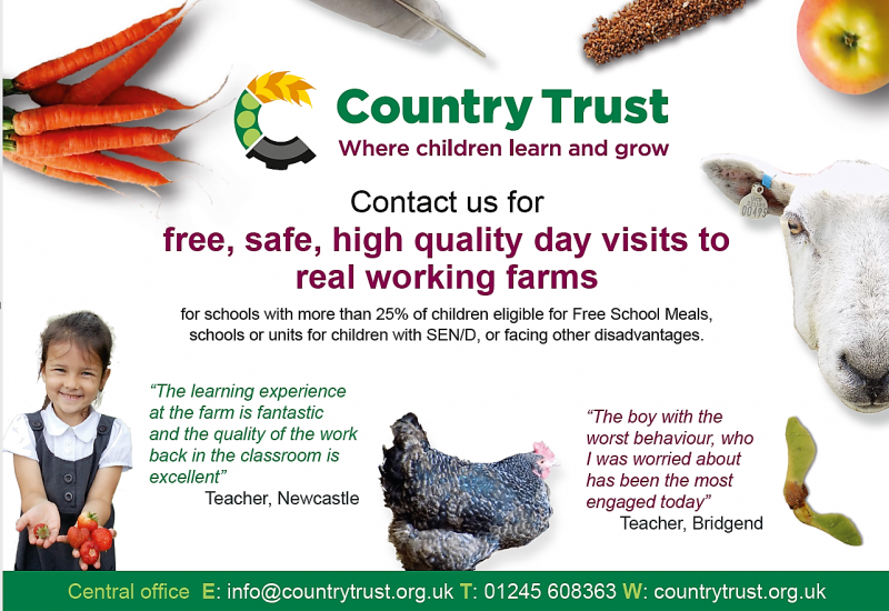 Contact us for a fabulous farm visit