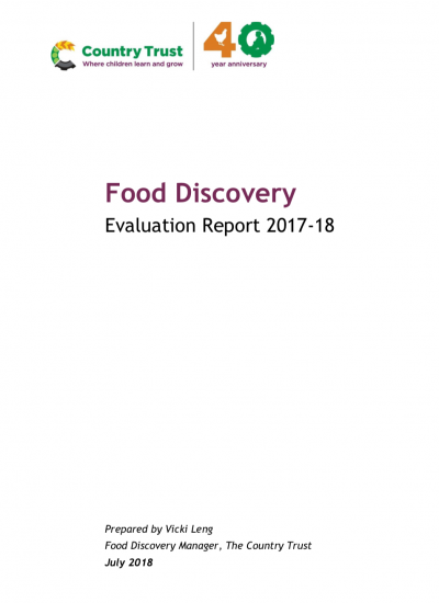 Country Trust Report